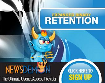 expanded binary retention NewsDemon Usenet 2021 Access